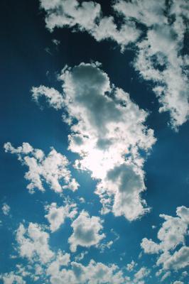 Wolken: Wolken 37 - Kostenlose Fotos | DESIGNERZONE.DE